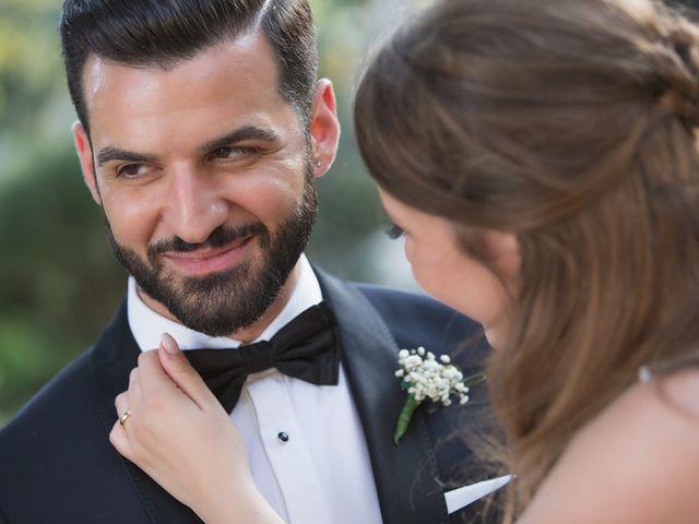 Il matrimonio di Michele e Simona a Pompei, Napoli 23