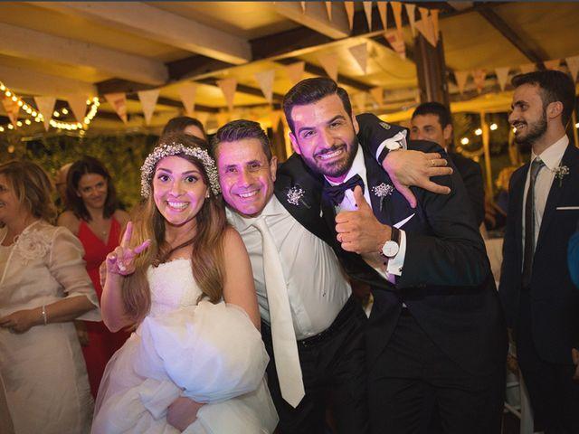 Il matrimonio di Michele e Simona a Pompei, Napoli 25