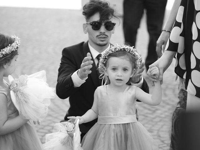 Il matrimonio di Michele e Simona a Pompei, Napoli 28