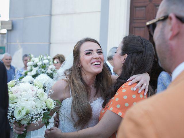 Il matrimonio di Michele e Simona a Pompei, Napoli 36