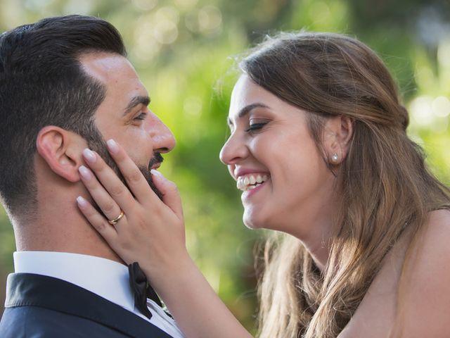 Il matrimonio di Michele e Simona a Pompei, Napoli 37