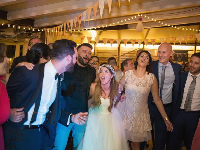 Il matrimonio di Michele e Simona a Pompei, Napoli 38