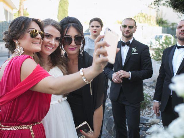 Il matrimonio di Michele e Simona a Pompei, Napoli 45