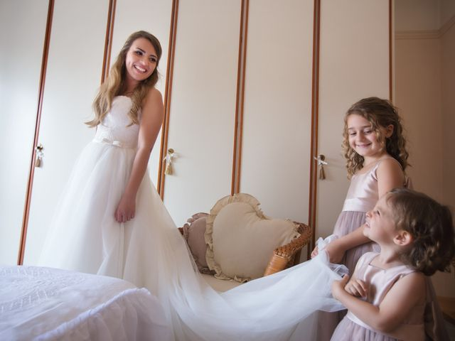 Il matrimonio di Michele e Simona a Pompei, Napoli 53
