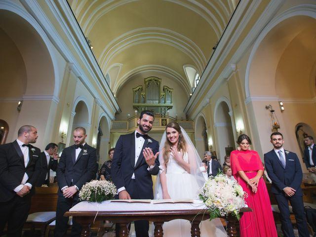 Il matrimonio di Michele e Simona a Pompei, Napoli 54