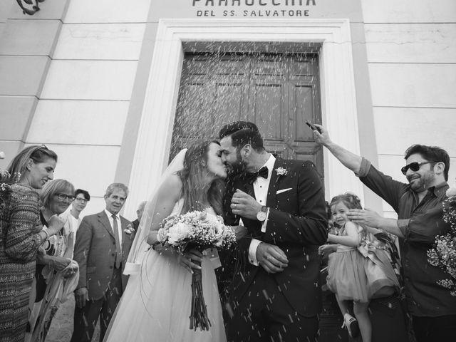 Il matrimonio di Michele e Simona a Pompei, Napoli 55