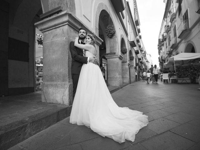 Il matrimonio di Michele e Simona a Pompei, Napoli 58