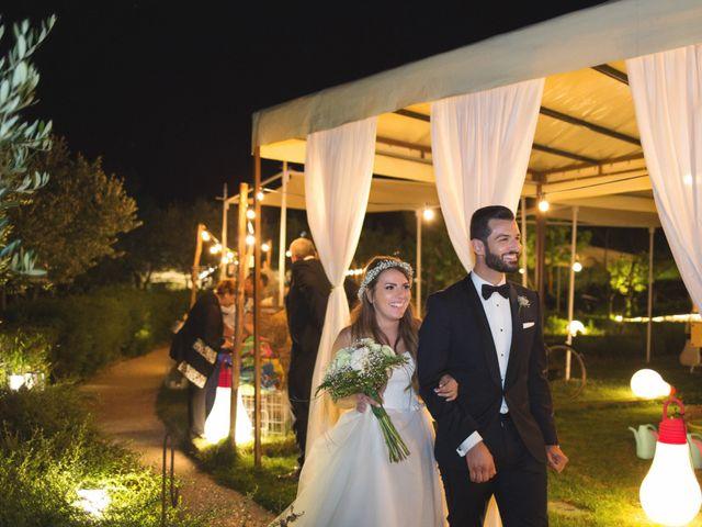 Il matrimonio di Michele e Simona a Pompei, Napoli 59