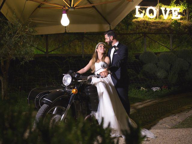 Il matrimonio di Michele e Simona a Pompei, Napoli 61