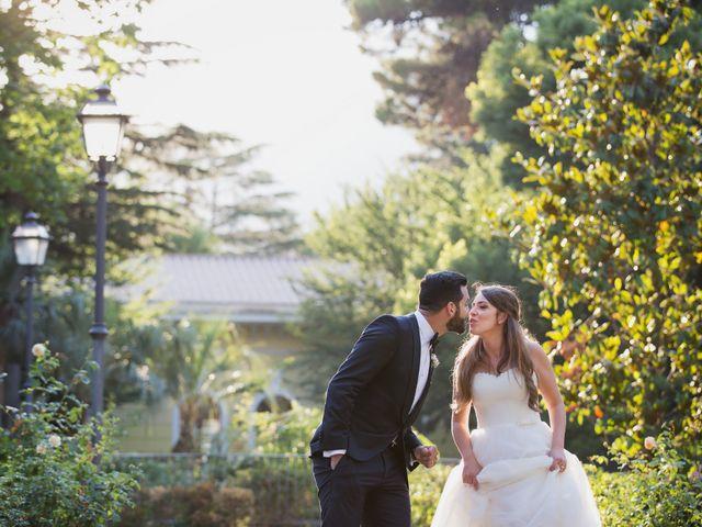 Il matrimonio di Michele e Simona a Pompei, Napoli 67