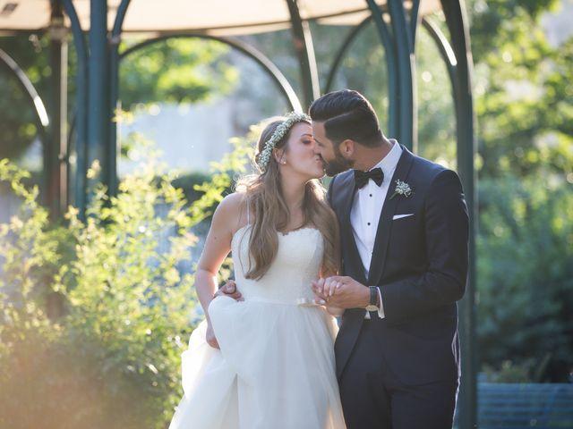 Il matrimonio di Michele e Simona a Pompei, Napoli 69
