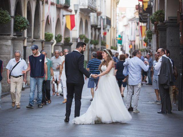 Il matrimonio di Michele e Simona a Pompei, Napoli 70
