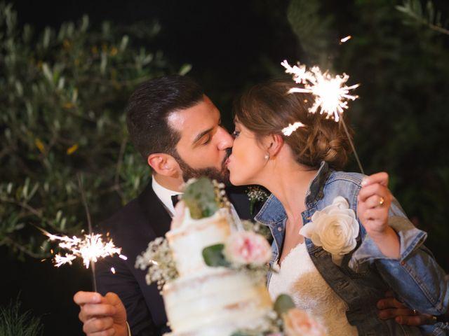 Il matrimonio di Michele e Simona a Pompei, Napoli 73