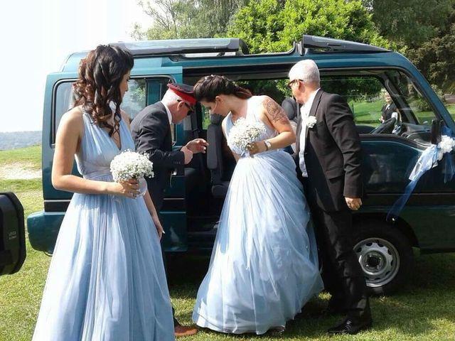 Il matrimonio di Domenico Di Liello e Nicla Basso a Arona, Novara 2