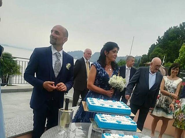 Il matrimonio di Domenico Di Liello e Nicla Basso a Arona, Novara 4