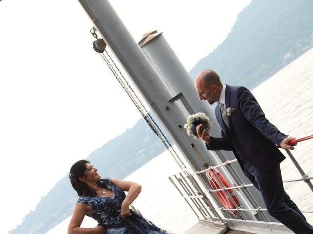 Il matrimonio di Domenico Di Liello e Nicla Basso a Arona, Novara 5