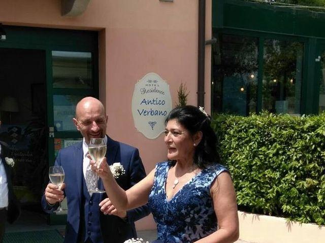 Il matrimonio di Domenico Di Liello e Nicla Basso a Arona, Novara 6