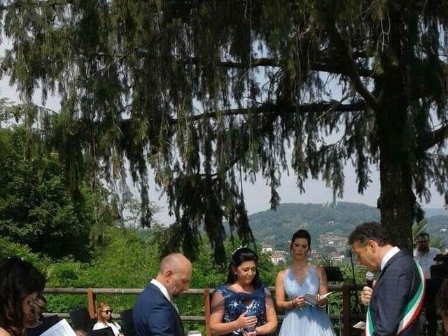 Il matrimonio di Domenico Di Liello e Nicla Basso a Arona, Novara 7