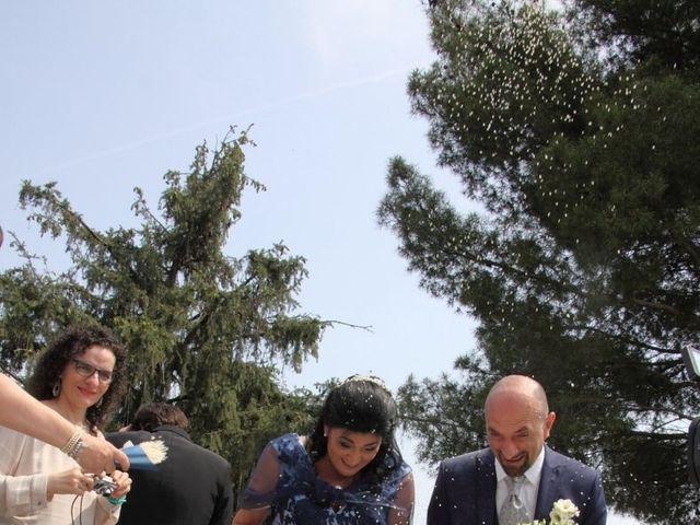 Il matrimonio di Domenico Di Liello e Nicla Basso a Arona, Novara 8