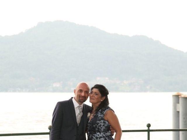 Il matrimonio di Domenico Di Liello e Nicla Basso a Arona, Novara 10