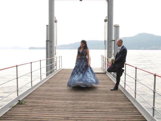Il matrimonio di Domenico Di Liello e Nicla Basso a Arona, Novara 14