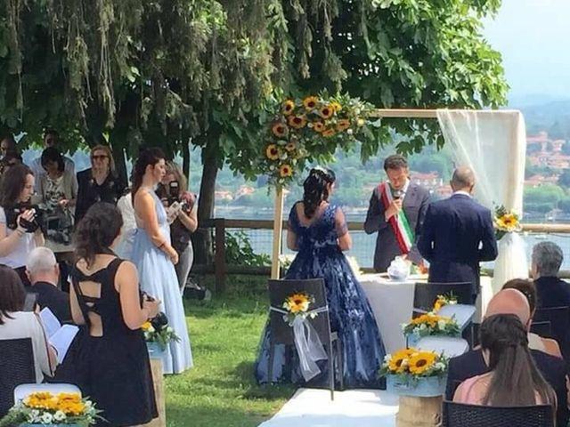 Il matrimonio di Domenico Di Liello e Nicla Basso a Arona, Novara 16