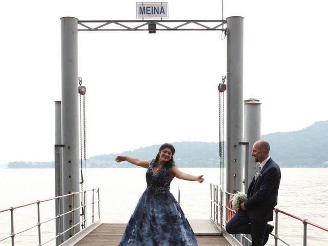 Il matrimonio di Domenico Di Liello e Nicla Basso a Arona, Novara 18