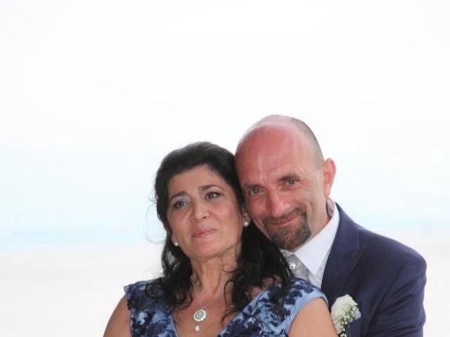 Il matrimonio di Domenico Di Liello e Nicla Basso a Arona, Novara 1