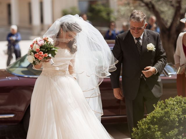 Il matrimonio di Daniele e Francesca a Bassano del Grappa, Vicenza 12
