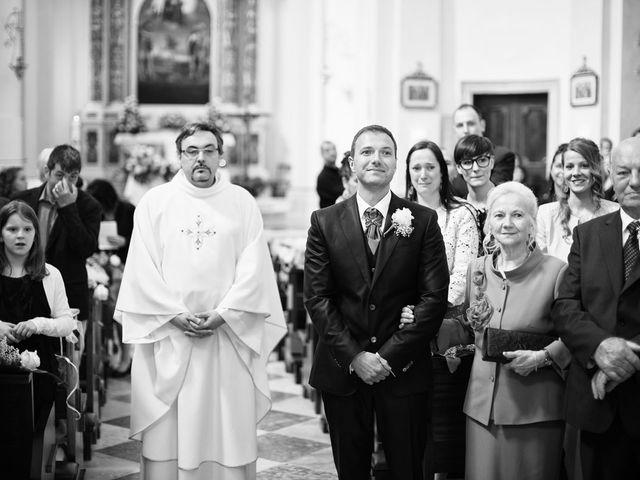 Il matrimonio di Daniele e Francesca a Bassano del Grappa, Vicenza 13