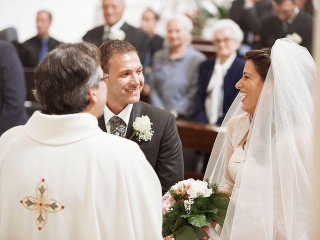 Il matrimonio di Daniele e Francesca a Bassano del Grappa, Vicenza 15