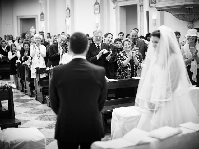 Il matrimonio di Daniele e Francesca a Bassano del Grappa, Vicenza 18