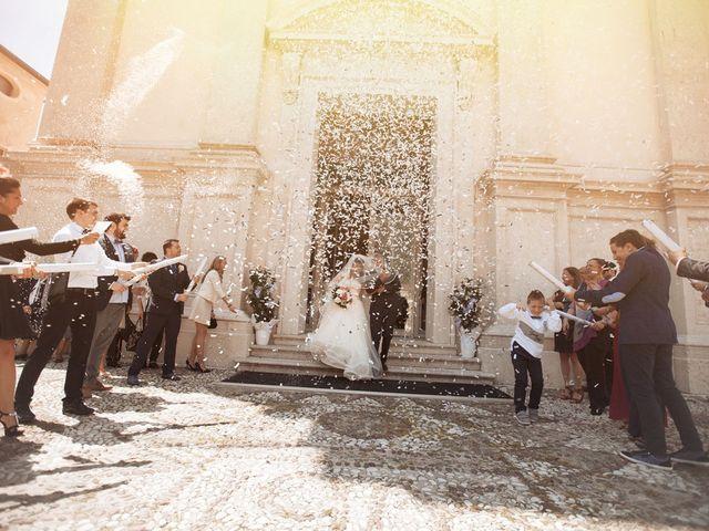 Il matrimonio di Daniele e Francesca a Bassano del Grappa, Vicenza 19