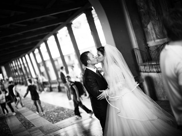 Il matrimonio di Daniele e Francesca a Bassano del Grappa, Vicenza 21