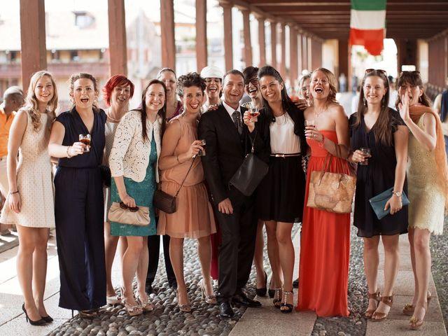 Il matrimonio di Daniele e Francesca a Bassano del Grappa, Vicenza 23