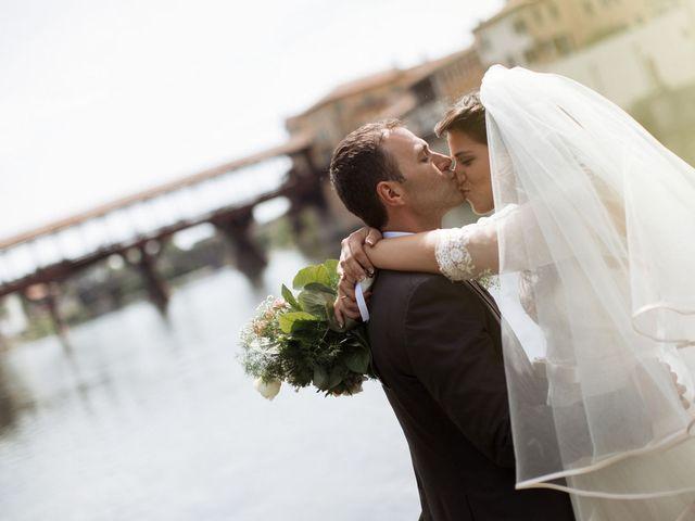 Il matrimonio di Daniele e Francesca a Bassano del Grappa, Vicenza 29