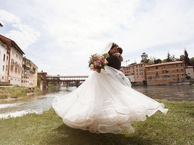 Il matrimonio di Daniele e Francesca a Bassano del Grappa, Vicenza 30