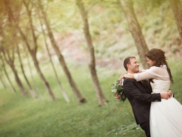 Il matrimonio di Daniele e Francesca a Bassano del Grappa, Vicenza 1