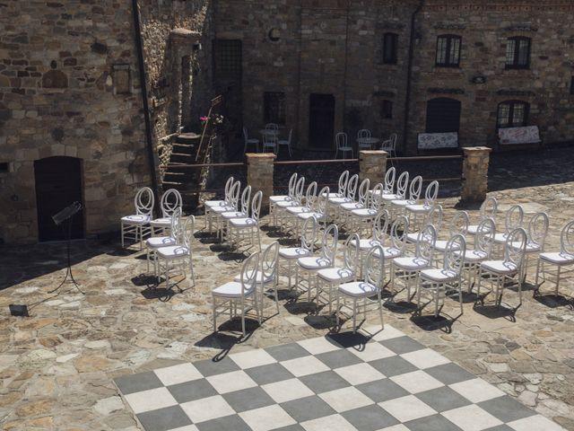 Il matrimonio di Damiano e Veronica a Canossa, Reggio Emilia 6