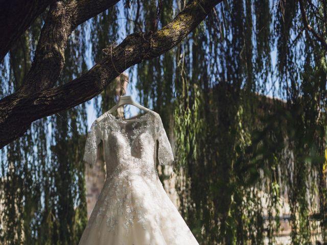 Il matrimonio di Damiano e Veronica a Canossa, Reggio Emilia 8