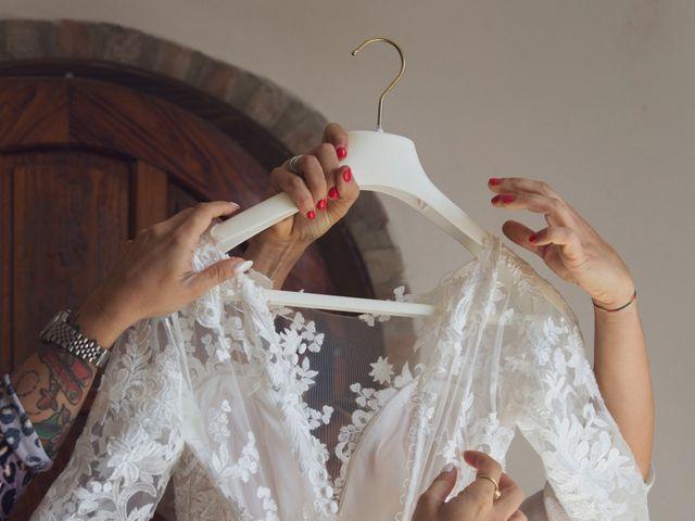 Il matrimonio di Damiano e Veronica a Canossa, Reggio Emilia 10
