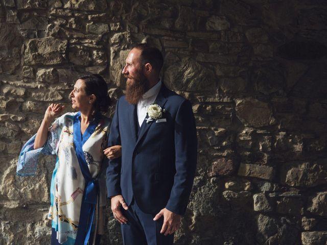 Il matrimonio di Damiano e Veronica a Canossa, Reggio Emilia 15