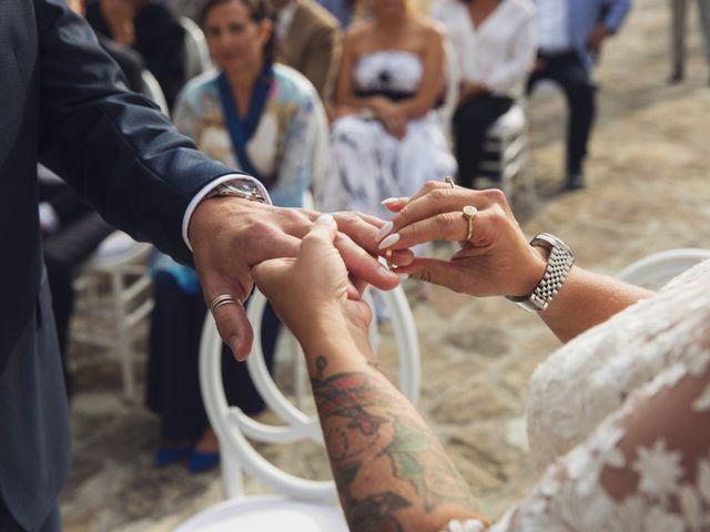 Il matrimonio di Damiano e Veronica a Canossa, Reggio Emilia 20