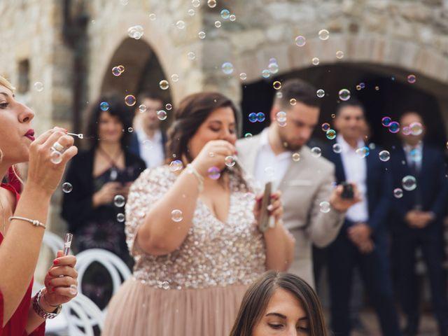 Il matrimonio di Damiano e Veronica a Canossa, Reggio Emilia 21