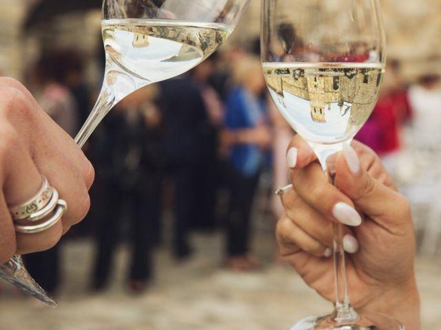 Il matrimonio di Damiano e Veronica a Canossa, Reggio Emilia 23