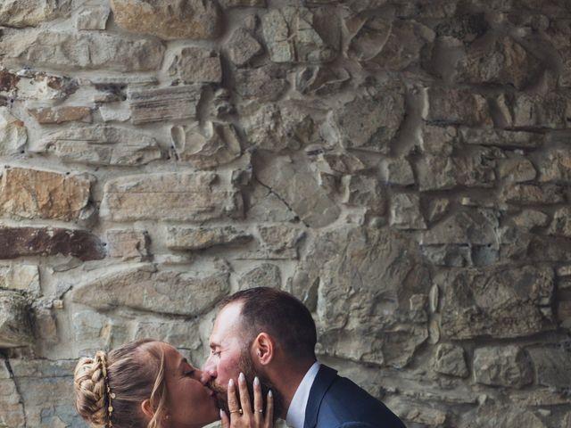Il matrimonio di Damiano e Veronica a Canossa, Reggio Emilia 24