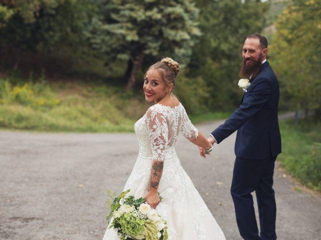 Il matrimonio di Damiano e Veronica a Canossa, Reggio Emilia 25