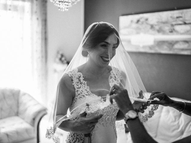 Il matrimonio di Elsa e Domenico a Aversa, Caserta 41