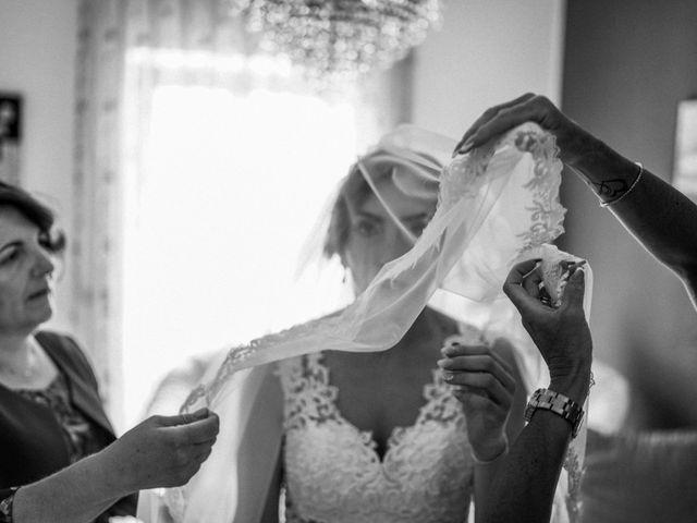 Il matrimonio di Elsa e Domenico a Aversa, Caserta 43