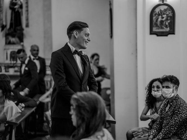 Il matrimonio di Elsa e Domenico a Aversa, Caserta 49